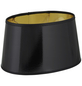 various Lampenschirm, Schwarz | Gold-Thumbnail