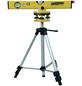 BRUEDER MANNESMANN WERKZEUGE Laser-Wasserwaage, Gelb 53 Cm-Thumbnail