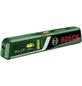 BOSCH Laser-Wasserwaage »PLL 1 P«, Nivelliergeräte, Länge: 23,3 cm, grün-Thumbnail