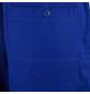 WILLAX Latzhose Baumwolle kornblau Gr. 50-Thumbnail