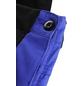 BULLSTAR Latzhose EVO Polyester/Baumwolle kornblumenblau/schwarz Gr. 48-Thumbnail