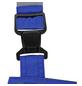 BULLSTAR Latzhose EVO Polyester/Baumwolle kornblumenblau/schwarz Gr. 50-Thumbnail