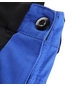 BULLSTAR Latzhose EVO Polyester/Baumwolle kornblumenblau/schwarz Gr. 52-Thumbnail