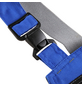BULLSTAR Latzhose EVO Polyester/Baumwolle kornblumenblau/schwarz Gr. 58-Thumbnail