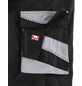 BULLSTAR Latzhose EVO Polyester/Baumwolle schwarz/grau Gr. 50-Thumbnail