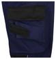 SAFETY AND MORE Latzhose EXTREME Polyester/Baumwolle marine/schwarz Gr. M-Thumbnail
