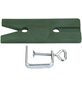 CONNEX Laubsägezwinge, Spannweite: 50 mm, Metall/Kunststoff-Thumbnail
