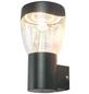 GLOBO LIGHTING LED-Außenleuchte »DELTA«, 9,6 W, IP44, warmweiß-Thumbnail