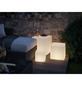 PAULMANN LED-Außenleuchte »Plug & Shine Cube«, 2,8 W, dimmbar-Thumbnail
