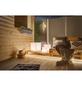 PAULMANN LED-Außenleuchte »Plug & Shine Cube«, 6,5 W, dimmbar, IP67, warmweiß-Thumbnail