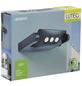 LUTEC LED-Außenwandleuchte »LEDSPOT«, 9 W, IP65, neutralweiß-Thumbnail
