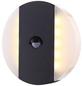 GLOBO LIGHTING LED-Außenwandleuchte »MOONLIGHT«, 11,6 W, inkl. Bewegungsmelder, IP44, warmweiß-Thumbnail