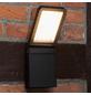 BRILLIANT LED-Außenwandleuchte »Panel«, 9 W, IP44, warmweiß-Thumbnail