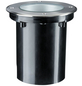 PAULMANN LED-Bodeneinbauleuchte »Plug & Shine«, 6 W, dimmbar, IP67, neutralweiß-Thumbnail