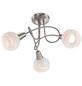 GLOBO LIGHTING LED-Deckenleuchte »Elliott« E14, inkl. Leuchtmittel in warmweiß-Thumbnail
