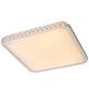 GLOBO LIGHTING LED-Deckenleuchte »KELLY« weiß 1-flammig, inkl. Leuchtmittel in warmweiß-Thumbnail
