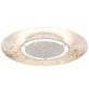GLOBO LED-Deckenleuchte »MATTEO«, inkl. Leuchtmittel in warmweiß-Thumbnail