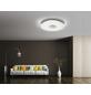 GLOBO LIGHTING LED-Deckenleuchte »NICOLE«, dimmbar, inkl. Leuchtmittel in RGB (mehrfarbig)-Thumbnail