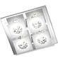 wofi® LED-Deckenleuchte »REIMS«, inkl. Leuchtmittel in warmweiß-Thumbnail