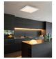LED-Deckenleuchte »ROSI« weiß 1-flammig, dimmbar, inkl. Leuchtmittel-Thumbnail
