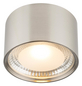 GLOBO LIGHTING LED-Deckenleuchte »SERENA« nickelfarben 1-flammig, inkl. Leuchtmittel in warmweiß-Thumbnail