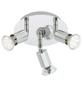 BRILONER LED-Deckenleuchte »SPLASH«, GU10, inkl. Leuchtmittel in warmweiß-Thumbnail