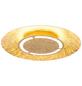 LED-Deckenleuchte »TABEA« goldfarben 1-flammig, inkl. Leuchtmittel in warmweiß-Thumbnail