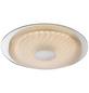 LED-Deckenleuchte »TREVISO I« chromfarben 1-flammig, dimmbar, inkl. Leuchtmittel-Thumbnail
