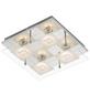 BRILONER LED-Deckenleuchte »TULA«, GU10, inkl. Leuchtmittel in warmweiß-Thumbnail