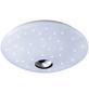 wofi® LED-Deckenleuchte weiß 1-flammig, dimmbar, inkl. Leuchtmittel in tageslichtweiß-Thumbnail