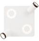 AEG LED-Deckenleuchte weiß 4-flammig, dimmbar, inkl. Leuchtmittel-Thumbnail