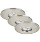 BRILONER LED-Einbauleuchte »ATTACH«, Kunststoff-Thumbnail