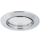 PAULMANN LED-Einbauleuchte »Coin«, Aluminium/Zink-Thumbnail