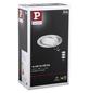 PAULMANN LED-Einbauleuchte »Coin«, dimmbar, Aluminium-Thumbnail