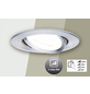 LED-Einbauleuchte »Coin«, dimmbar, inkl. Leuchtmittel in warmweiß-Thumbnail