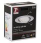 PAULMANN LED-Einbauleuchte »Coin Slim«, dimmbar, inkl. Leuchtmittel in bernsteinfarben-Thumbnail
