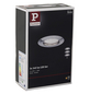 PAULMANN LED-Einbauleuchte, Metall-Thumbnail