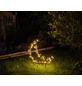 CASAYA LED-Gartenstecker »Garden d'light«, mondförmig, Höhe: 75,5 cm, Netzbetrieb-Thumbnail