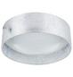 GLOBO LIGHTING LED-Hängeleuchte »DECKENLEUCHTE METALL WEIß, 1XLED« weiß 1-flammig, inkl. Leuchtmittel in warmweiß-Thumbnail