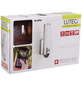 LUTEC LED-Kameraleuchte ELARA silber-Thumbnail