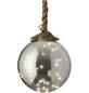 LUMINEO LED-Kugel »Micro«, kugelförmig, Höhe: 80 cm-Thumbnail
