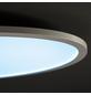 wofi® LED-LEDDeckenleuchte »VALLEY«, dimmbar, Kunststoff/Metall-Thumbnail