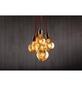PAULMANN LED-Leuchtmittel, 6,5 W, E27, 1700 K, warmweiß, 400 lm-Thumbnail