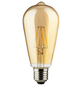 CASAYA LED-Leuchtmittel, 7,5 W, E27, super warmweiß-Thumbnail