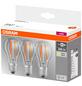 OSRAM LED-Leuchtmittel »Base«, 7 W, E27, 2700 K, warmweiß, 806 lm-Thumbnail