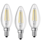 OSRAM LED-Leuchtmittel »Classic«, 4 W, E14, 4000 K, 470 lm-Thumbnail