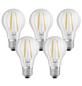 OSRAM LED-Leuchtmittel »Classic«, 7 W, E27, 2700 K, warmweiß, 806 lm-Thumbnail