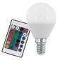 EGLO LED-Leuchtmittel »Colours«, 4 W, E14, 3000 K, mehrfarbig, 300 lm-Thumbnail