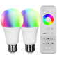 MÜLLER LICHT LED-Leuchtmittel, E27, RGBW (mit Weiß)-Thumbnail