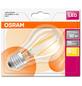 OSRAM LED-Leuchtmittel »Filament RETROFIT CLASSIC«, 7 W, E27, 2700 K, warmweiß, 806 lm-Thumbnail